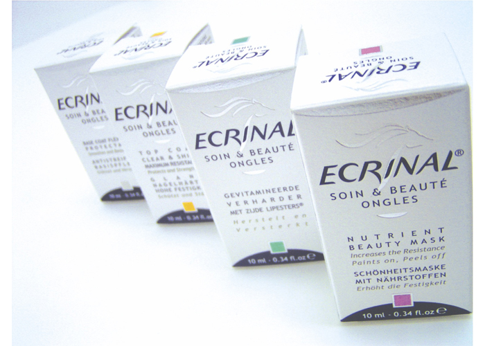 Packaging ecrinal
